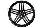 Wheelworld WH12 Black glossy painted(15779)