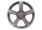 Wheelworld WH24 Daytona grey full painted(17405)