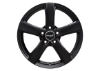 Wheelworld WH24 Black matt painted(15400)