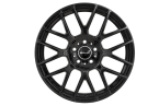 Wheelworld WH26 Black glossy painted(15523)