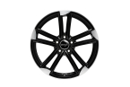 Wheelworld WH27 black full machined(16017)