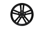 Wheelworld WH27 Black matt painted(18023)