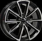 Wheelworld WH28 black full machined(11656)