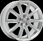 Wheelworld WH28 Black glossy painted(15634)