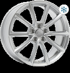 Wheelworld WH28 Race silver painted(13642)