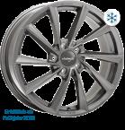 Wheelworld WH32 Daytona grey full painted(13760)