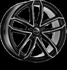 Wheelworld WH33 black full machined(13070)