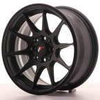 JAPAN RACING JR11 Flat Black(JR11157043067FB-4x100-30)