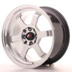 JAPAN RACING JR12 Hyper Silver(JR12168041573HS-4x100-15)