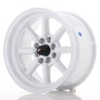 JAPAN RACING JR19 White(JR19158040073W-4x100-00)