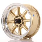 JAPAN RACING JR19 Gold(JR19168040073GD-4x100-00)