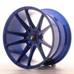 JAPAN RACING JR21 5H Platinium Blue(JR2119115X1574BLP-5x108-15)