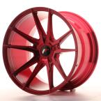 JAPAN RACING JR21 5H Platinium Red(JR2119115X1574RP1-5x108-15)