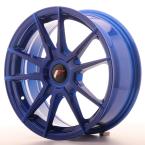 JAPAN RACING JR21 Platinium Blu(JR211770XX2574BLP-5x108-25)