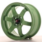 JAPAN RACING JR3 Green(JR3157044073GR-4x100-40)