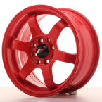 JAPAN RACING JR3 Red(JR3157044073R-4x100-40)