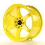 JAPAN RACING JR3 Yellow(JR3168042573Y-4x100-25)