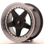 JAPAN RACING JR6 Blank Glossy Black(JR61780XX2074GBL-5x108-25)
