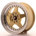 JAPAN RACING JR6 Gold(JR6157043567GDL-4x100-35)