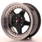 JAPAN RACING JR6 Glossy Black(JR6157043567GBL-4x100-35)