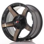 JAPAN RACING JRX5 6x139.7 Titanium Black(JRX518906Z20110TB-5x108-01)