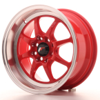 JAPAN RACING TFII Red(TFII157541073R-4x100-10)