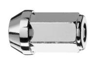 Møtrik 14x1,50 Dybde 49mm Top 21mm