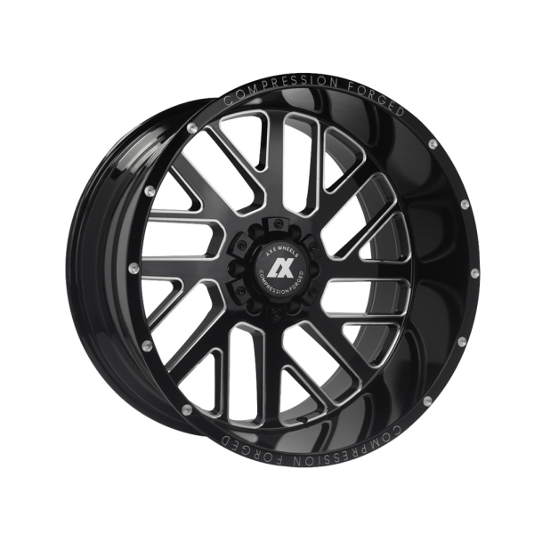Axe AX2.0 GLOSS BLACK / CHAMFER