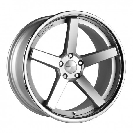 STANCE SC-5ive SILVER MACHINE POLISH INOX