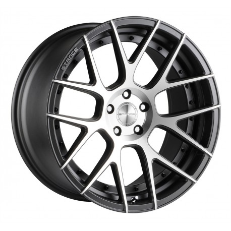 STANCE SC-8 SLATE GREY MACHINE POLISH