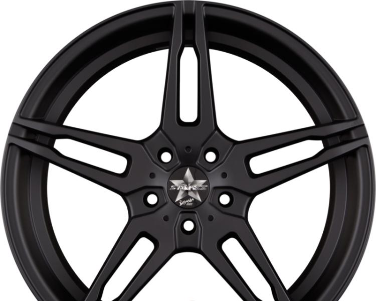 Barracuda Starzz Mattblack Puresports