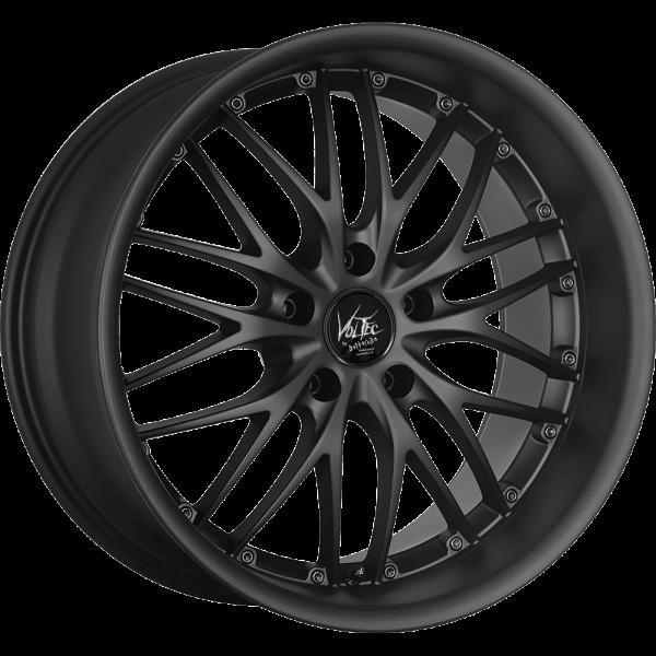 Barracuda Voltec t6 suv Mattblack Puresports
