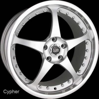 Brexten ADR Cypher Hyper Silver