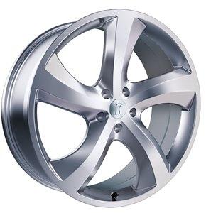 Rondell 0047 Hyper Silver