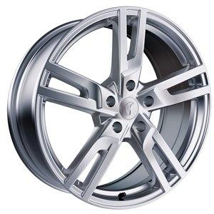 Rondell 03RZ Glanz-Silber