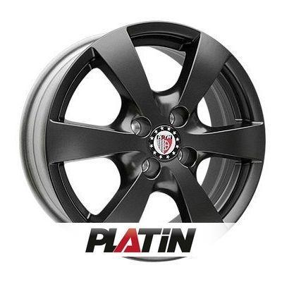 PLATIN P 50 mattschwarz