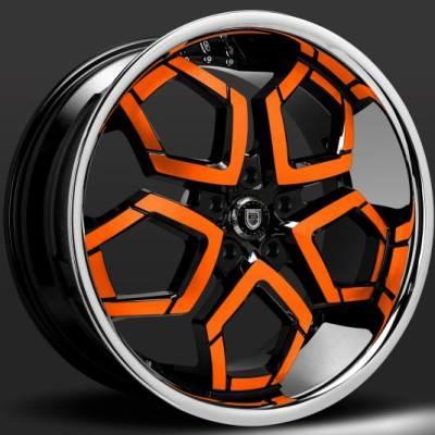 Lexani Hydra SSL Orange