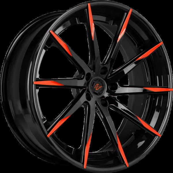 Lexani CSS15 Sort  / Orange