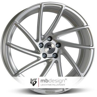 Mb design KV2 Silver