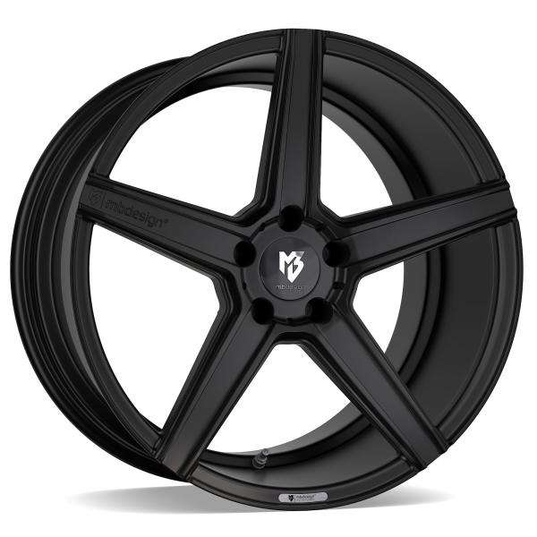 Mb design KV1 Matt Sort