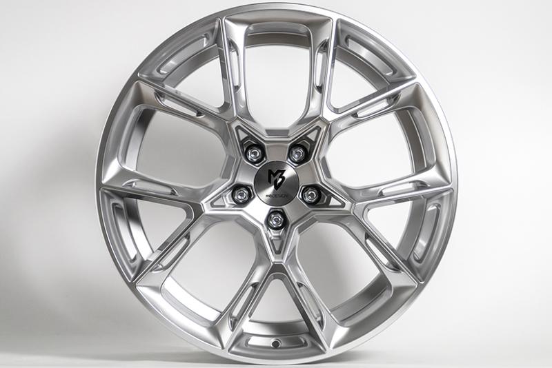 Mb design KX1 Silver