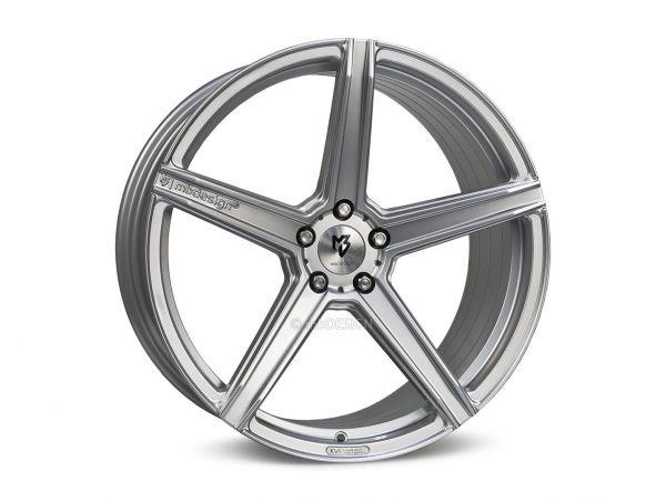 Mb design KV1S Silver