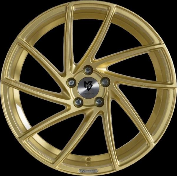Mb design KV2 Gold