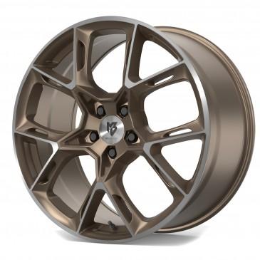 Mb design KX1 Bronze Matt / Poleret