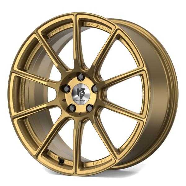 Mb design MF1 Gold matt