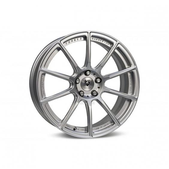 Mb design MF1 Silver