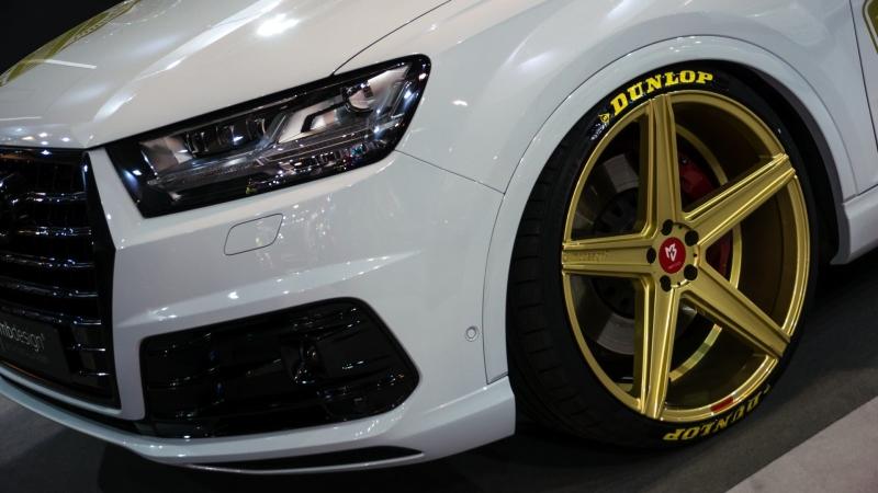 Mb design KV1S Gold