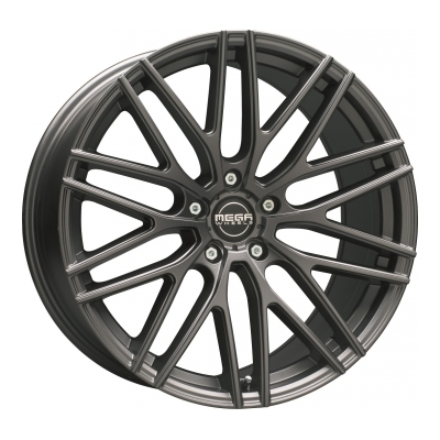 Mega Wheels Cetus Anthracite grey