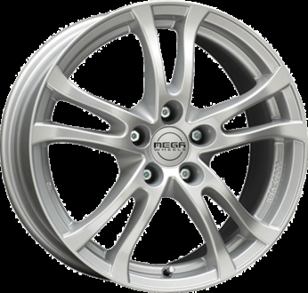 Mega Wheels Turnera Silver