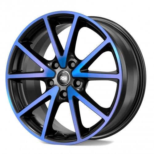 RH Alurad DE Sports color polished - blue